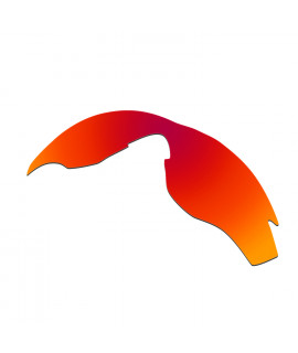 HKUCO Red Polarized Replacement Lenses For Oakley M2 Sunglasses