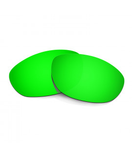 HKUCO Green Replacement Lenses For Oakley Monster Dog Sunglasses