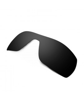 HKUCO Black Replacement Lenses For Oakley Offshoot Sunglasses