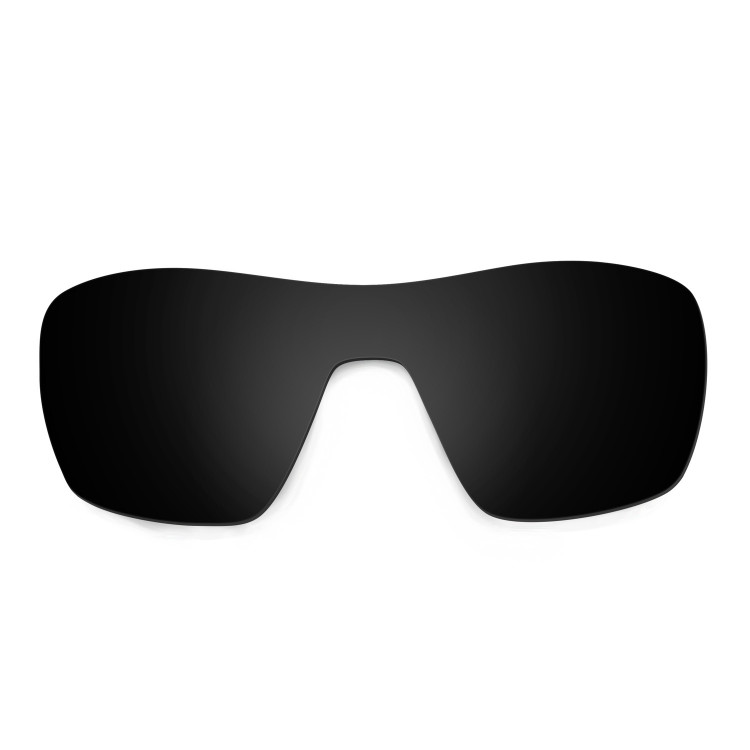 39b9f624fb9 HKUCO Black Replacement Lenses For Oakley Offshoot Sunglasses