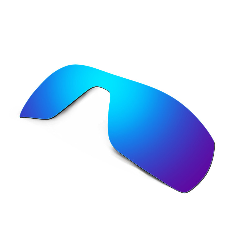 b4922bf893d HKUCO Blue Replacement Lenses For Oakley Offshoot Sunglasses