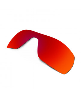 HKUCO Red Replacement Lenses For Oakley Offshoot Sunglasses