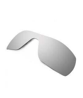 HKUCO Titanium Mirror Replacement Lenses For Oakley Offshoot Sunglasses