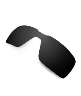 HKUCO Black Replacement Lenses For Oakley Probation Sunglasses