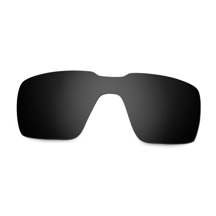 b97e7ba285ce2 HKUCO Black Replacement Lenses For Oakley Probation Sunglasses