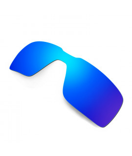 Hkuco Mens Replacement Lenses For Oakley Probation Sunglasses Blue Polarized