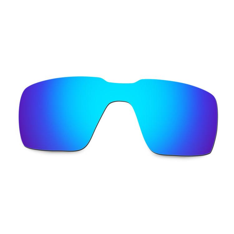 d9d664ba5fd Hkuco Mens Replacement Lenses For Oakley Probation Sunglasses Blue Polarized