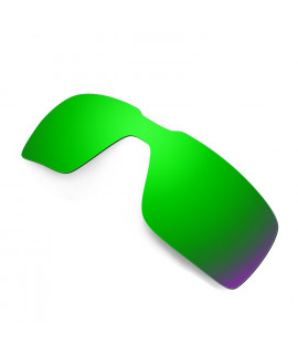 Hkuco Mens Replacement Lenses For Oakley Probation Sunglasses Emerald Green Polarized