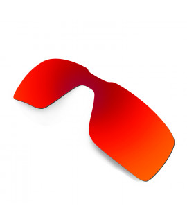 HKUCO Red Replacement Lenses For Oakley Probation Sunglasses