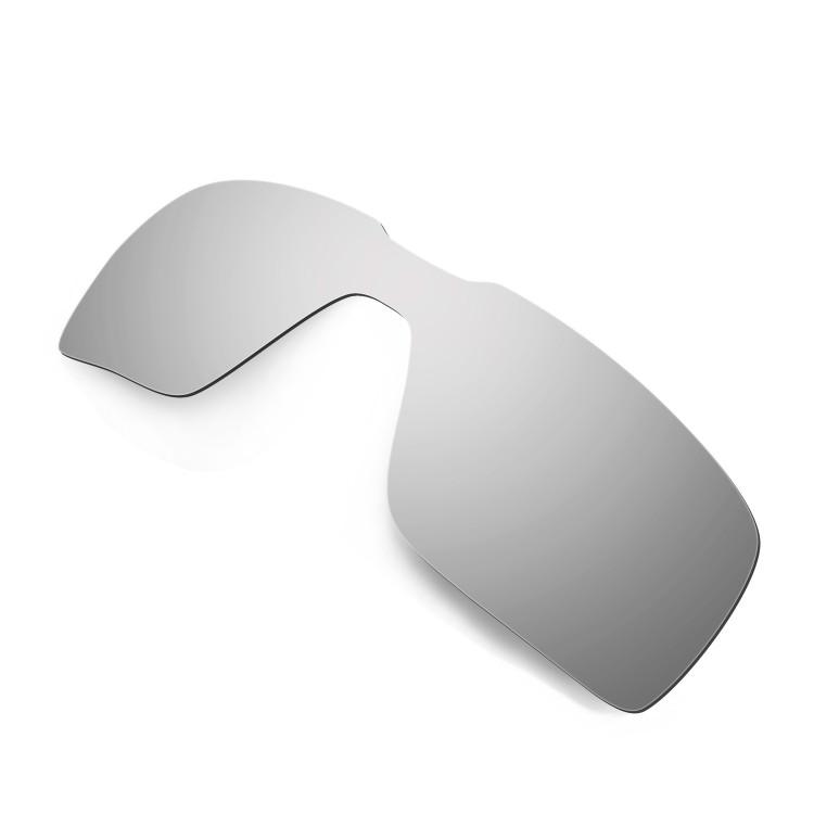 4a152bf25e90d Hkuco Mens Replacement Lenses For Oakley Probation Sunglasses Titanium  Mirror Polarized
