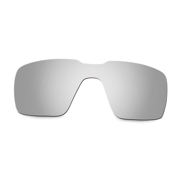 df2d132499c06 Hkuco Mens Replacement Lenses For Oakley Probation Sunglasses Titanium  Mirror Polarized