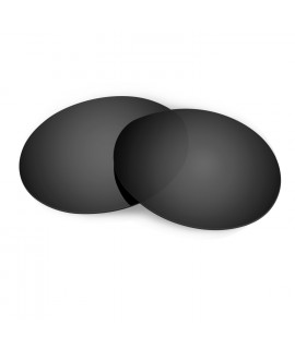 HKUCO Black Replacement Lenses For Oakley Romeo 1 Sunglasses