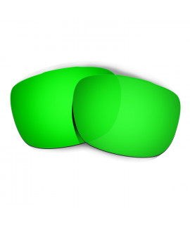 HKUCO Green Replacement Lenses For Oakley TwoFace Sunglasses