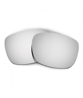 HKUCO Titanium Mirror Replacement Lenses For Oakley TwoFace Sunglasses
