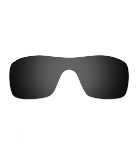 HKUCO Black Polarized Replacement Lenses for Oakley Batwolf Sunglasses