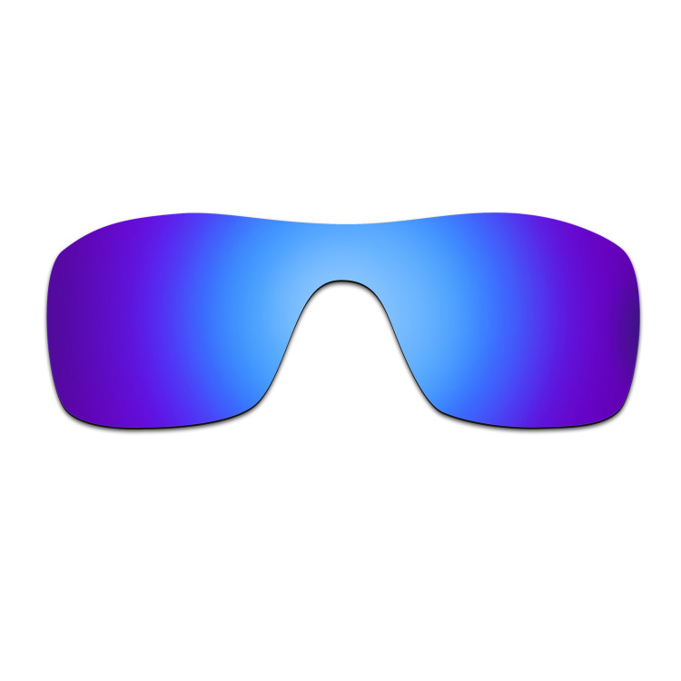 HKUCO Blue Polarized Replacement Lenses for Oakley Batwolf Sunglasses c39d2c291ee0