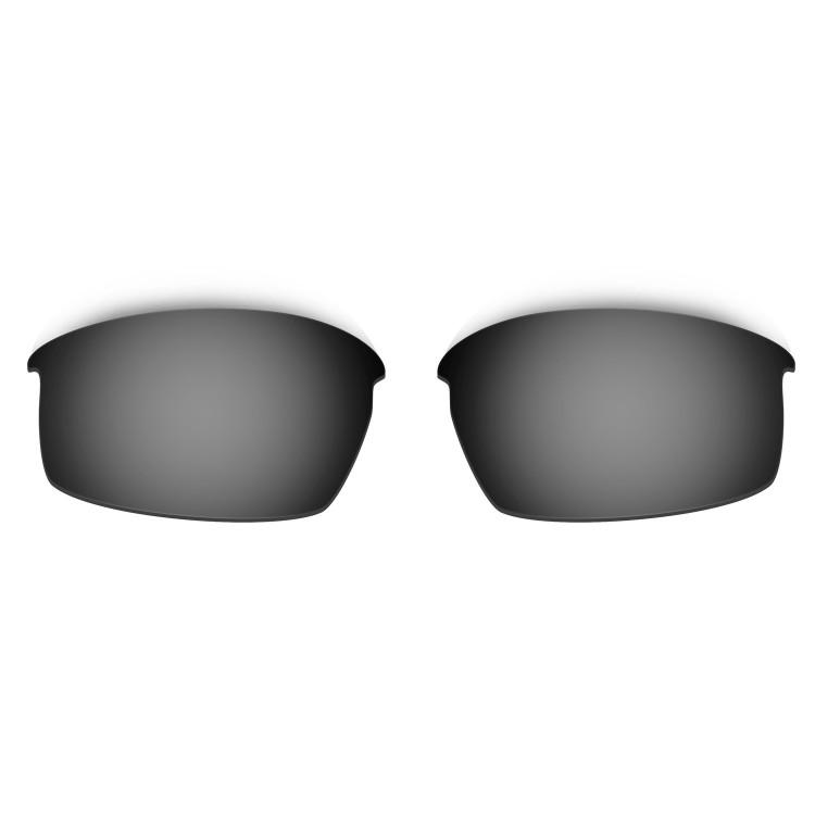 HKUCO Mens Replacement Lenses For Oakley Bottlecap Black/Titanium Sunglasses XqauQHL7oU