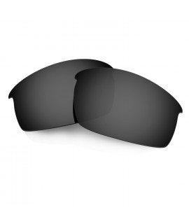 HKUCO Black Polarized Replacement Lenses for Oakley Bottlecap Sunglasses