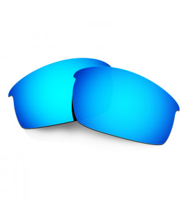 HKUCO Blue Polarized Replacement Lenses for Oakley Bottlecap Sunglasses