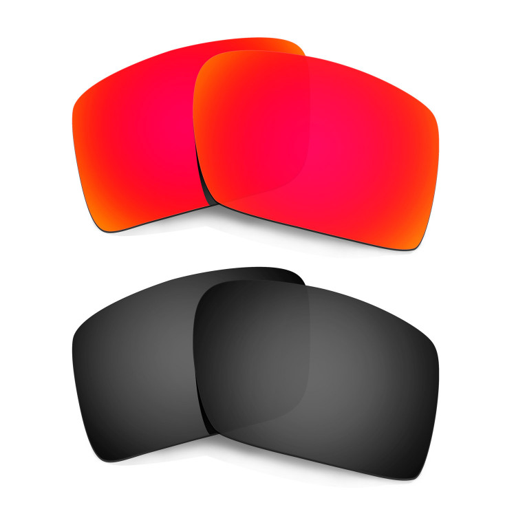8b59271be39d0 ... where to buy hkuco redblack polarized replacement lenses for oakley  eyepatch 2 sunglasses 53407 1d712