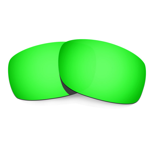 Hkuco Mens Replacement Lenses For Oakley Fives Squared Sunglasses Emerald Green Polarized