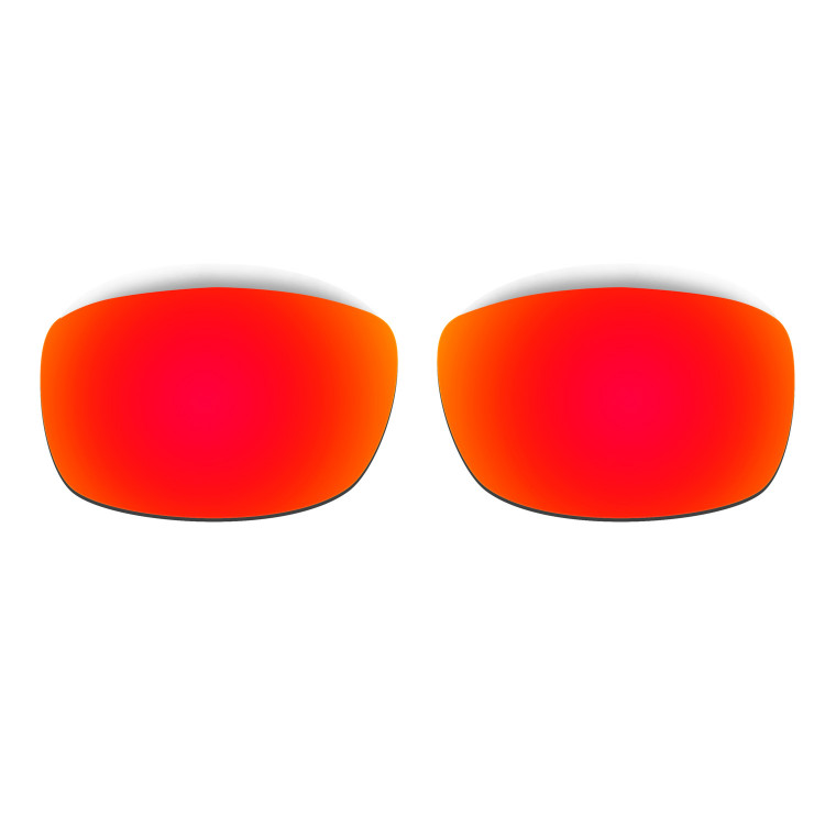 ff5e8518bf Hkuco Red Blue Transition Photochromic Polarized Replacement Lenses For Oakley  Fives Squared Sunglasses