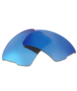 HKUCO Blue Polarized Replacement Lenses for Oakley Flak 2.0 XL Sunglasses