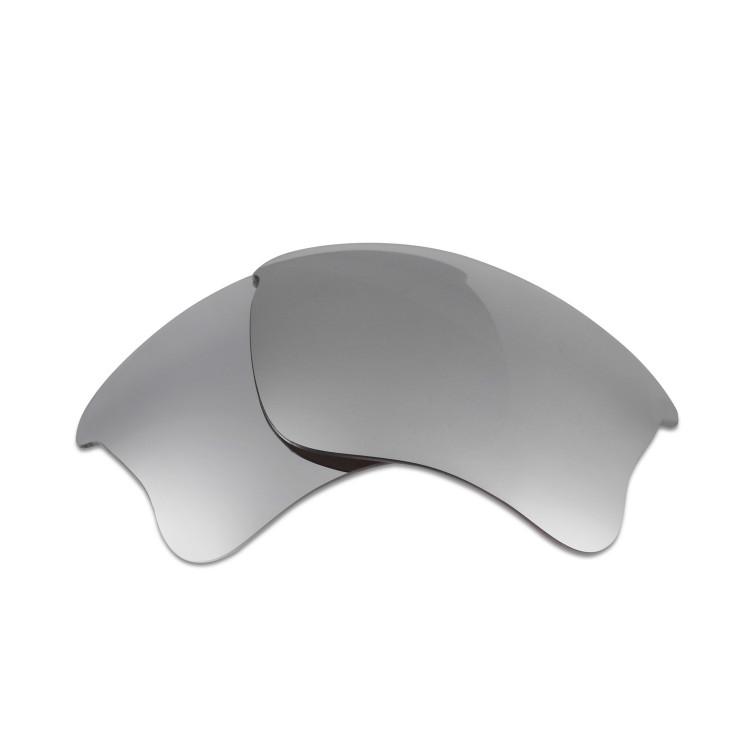 67b1414d83e HKUCO Titanium Mirror Polarized Replacement Lenses for Oakley Flak Jacket  XLJ Sunglasses