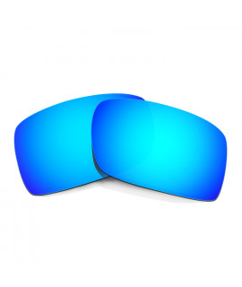 HKUCO Blue Polarized Replacement Lenses For Oakley Gascan Sunglasses