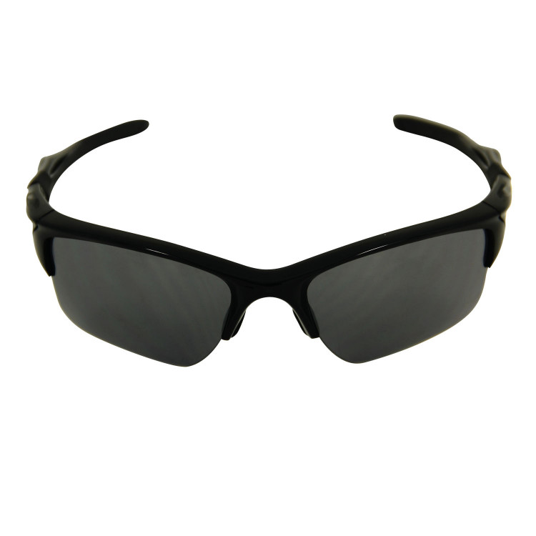 HKUCO Replacement Lenses For qSy1ViRbVw Half Jacket XLJ Sunglasses Black/Transparent Polarized nj3G8