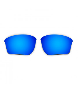 HKUCO Blue Polarized Replacement Lenses for Oakley Half Jacket 2.0 XL Sunglasses