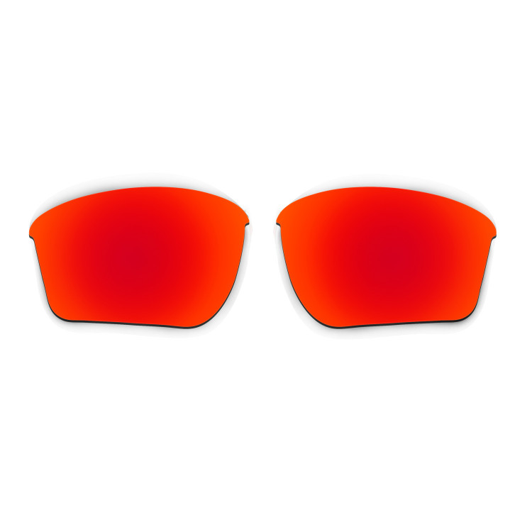 78fe8fb727 HKUCO Red Polarized Replacement Lenses for Oakley Half Jacket 2.0 XL  Sunglasses