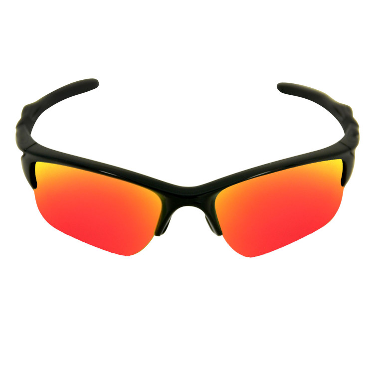 difference between oakley half jacket 2.0 and 2.0 xl s3lr  HKUCO Red Polarized Replacement Lenses for Oakley Half Jacket 20 XL  Sunglasses