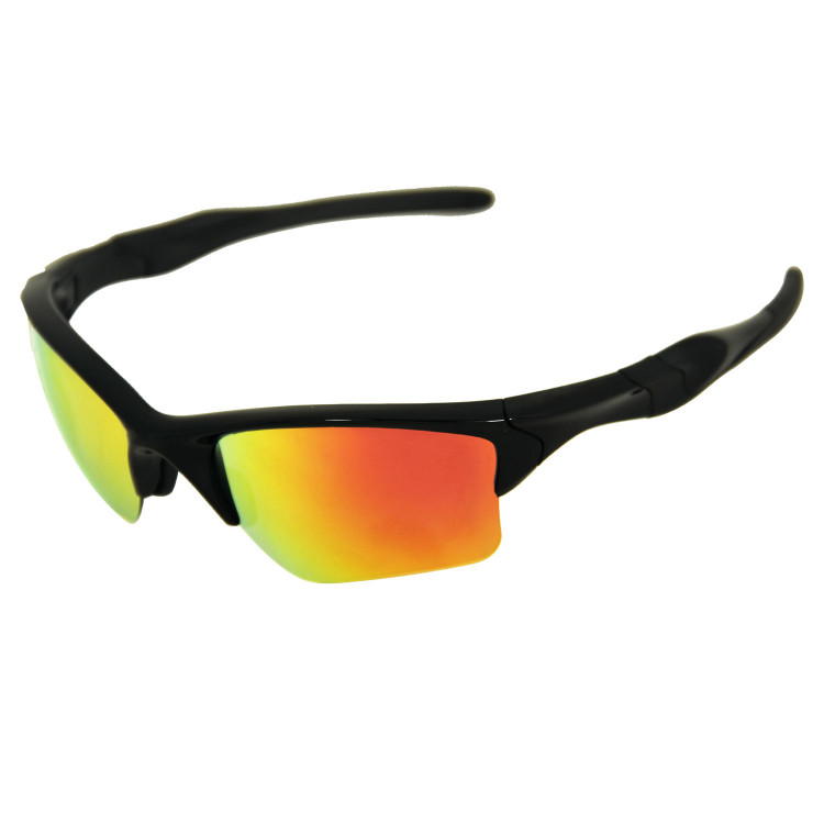 e876fe3fdfb75 HKUCO Red Polarized Replacement Lenses for Oakley Half Jacket 2.0 XL  Sunglasses