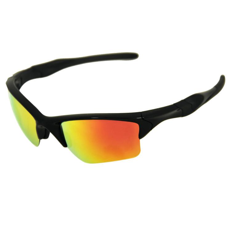 HKUCO Replacement Lenses For Svor7pKAYy Half Jacket 2.0 XL Sunglasses  Transparent Transparent Yellow Polarized lDGZrlaW 07029b3585c9