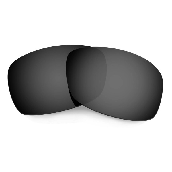 HKUCO Black Polarized Replacement Lenses for Oakley Hijinx Sunglasses