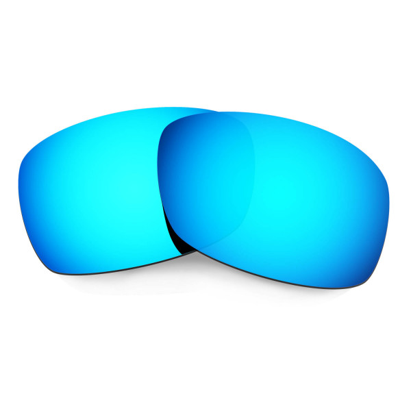 HKUCO Blue Polarized Replacement Lenses for Oakley Hijinx Sunglasses