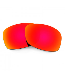 HKUCO Red Polarized Replacement Lenses for Oakley Hijinx Sunglasses