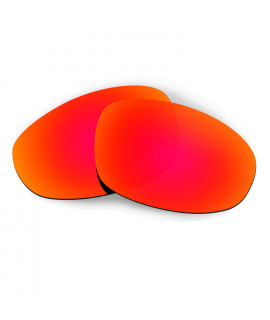 HKUCO Red Polarized Replacement Lenses for Oakley Juliet Sunglasses