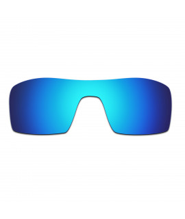 HKUCO Blue Polarized Replacement Lenses for Oakley Oil Rig Sunglasses