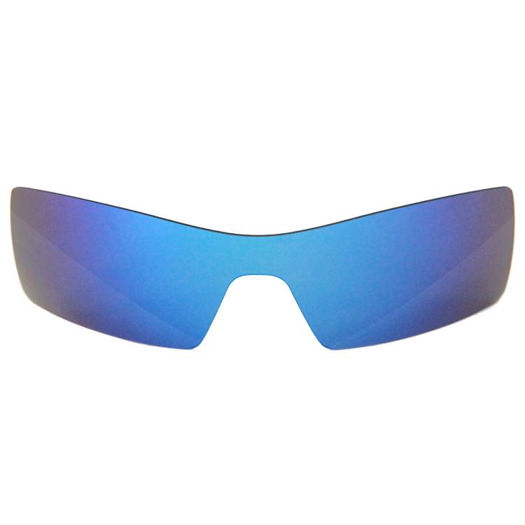 HKUCO Mens Replacement Lenses For kJBPdH7SrP Oil Rig Sunglasses Black/Transparent Polarized YjoOV6