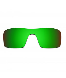 HKUCO Green Polarized Replacement Lenses For Oakley Oil Rig Sunglasses