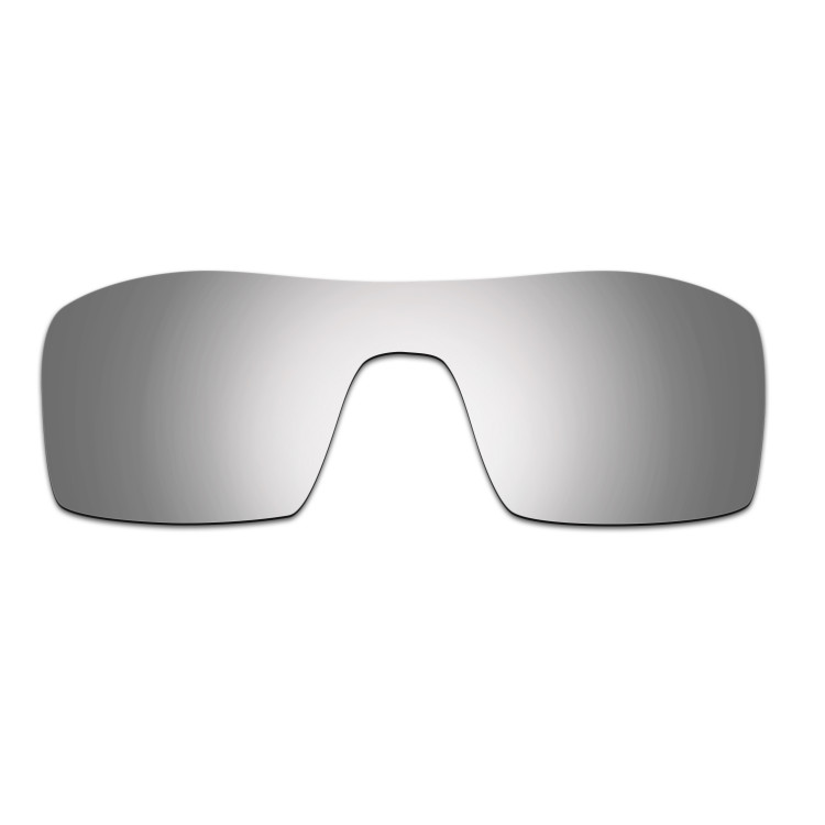 856383e9eb HKUCO Titanium Mirror Polarized Replacement Lenses For Oakley Oil Rig  Sunglasses