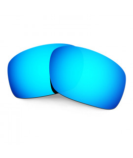 HKUCO Blue Polarized Replacement Lenses for Oakley Scalpel Sunglasses