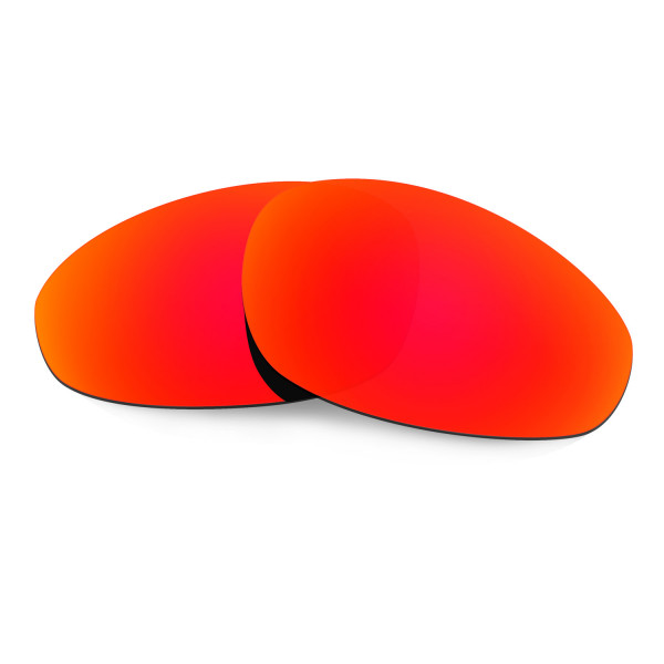 HKUCO Red Polarized Replacement Lenses for Oakley Straight Jacket (1999) Sunglasses