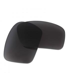 HKUCO Black Polarized Replacement Lenses for Oakley Triggerman Sunglasses
