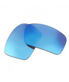 HKUCO Blue Polarized Replacement Lenses for Oakley Triggerman Sunglasses
