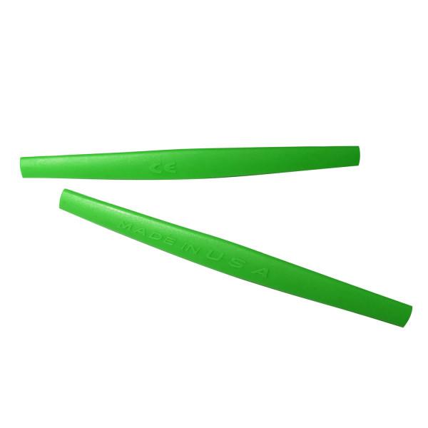 HKUCO Green Replacement Silicone Leg Set For Oakley Whisker Sunglasses Earsocks Rubber Kit