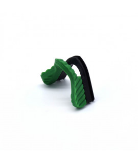 HKUCO Green Replacement Silicone Nose Pads For Oakley M Frame Series Earsocks