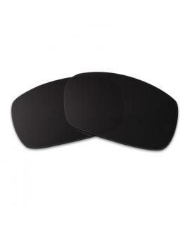 Hkuco Mens Replacement Lenses For Spy Optic Dirk Sunglasses Black Polarized